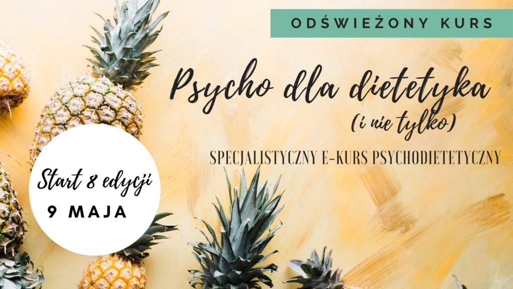 Psychologiczne aspekty pracy dietetyka