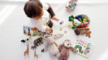 Jak dziecko uczy się jeść?